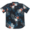 Camisa Vans Peace Out Floral SS Preto/Estampado