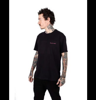 CAMISETA BIG BLUNT BÁSICA YOU (PRETO)