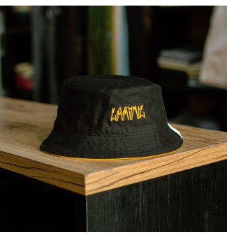 Bucket Chronic Dupla Face 020//010V2 (Preto/Amarelo)
