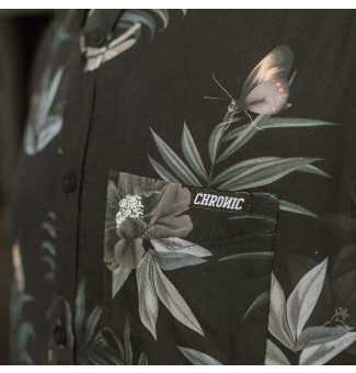 Camisa Chronic Pocket Floral