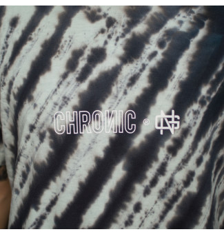 Camiseta Chronic Tie Dye 2212 (Azul)