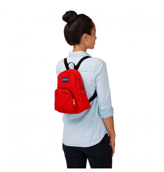 MINI MOCHILA JANSPORT HALF PINT FX RED TAPE