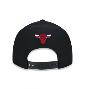 SNAPBACK NEW ERA 9FIFTY BULLS UNDERGROUND DANCE MELTED (PRETO)