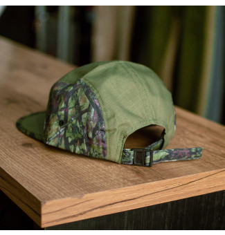 STRAPBACK FIVE PAINEL FLOREST OTHER CULTURE (CAMU)