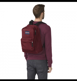 MOCHILA JANSPORT SUPERBREAK (BORDÔ)