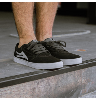 TÊNIS LAKAI GRIFFIN SD 1901 (BLACK/WHITE)