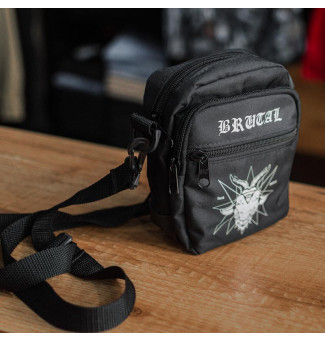 MINI BAG BRUTAL KILL DARK GOAT (PRETO)