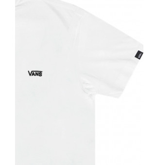 Camiseta Vans Core Basic (Branco)
