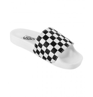 Chinelo Vans Slide-On (Checkerboard) 27K