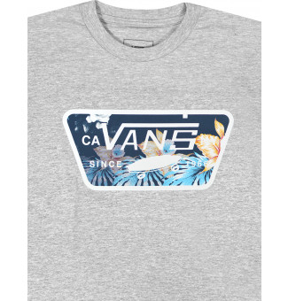 Camiseta Vans Full Patch Fill (Mescla)