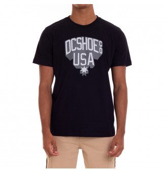 CAMISETA DC OFF CAMPUS (PRETO)