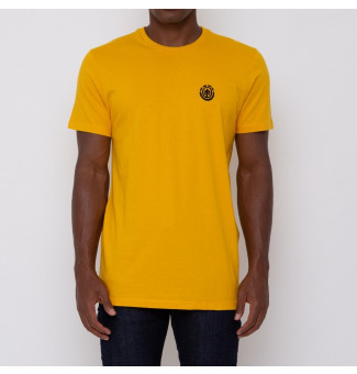 CAMISETA ELEMENT KINWOOD (AMARELO)