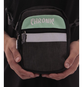 MINI BAG CHRONIC 020/025 (VERDE CLARO/CINZA)