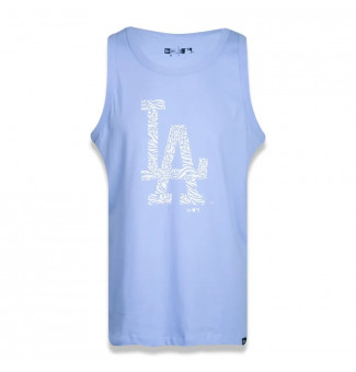 REGATA NEW ERA LA DODGERS EXTRA FRESH ICON (AZUL CLARO)