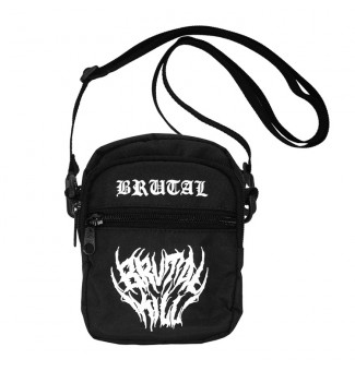 MINI BAG BRUTAL KILL HELL (PRETO)