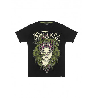CAMISETA BIG BRUTAL KILL ESTENO (PRETO)