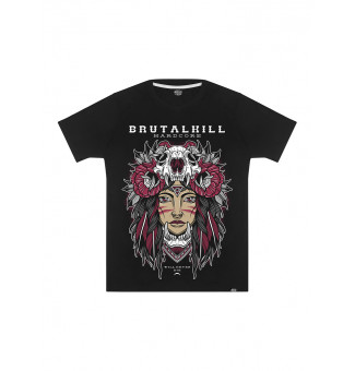 CAMISETA BIG BRUTAL KILL ATHENA (PRETO)