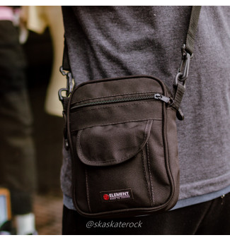 Mini Bag Element Road Trip (Preto)