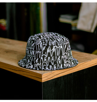 Bucket Chronic Full Print 020/016 (Preto)