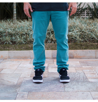 Calça Sarja Element Essential (Azul)