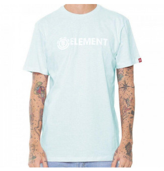 Camiseta Element Blazin (Azul Claro)
