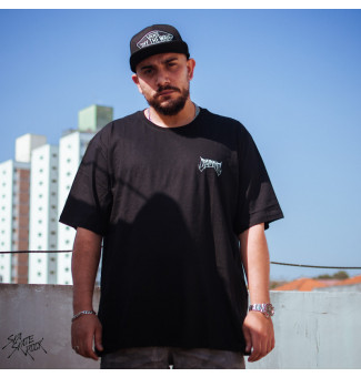 CAMISETA BIG BLUNT BASIC (PRETO)