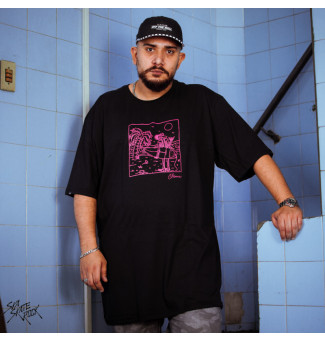 Camiseta Chronic BIG 32 (Preto)