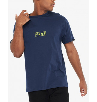 Camiseta Vans Easy Box (Marinho)
