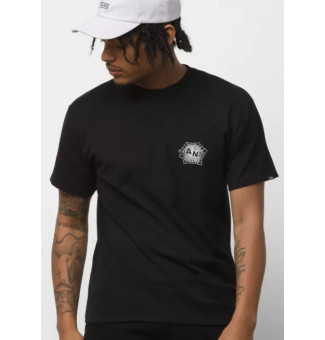 Camiseta Vans Caught Up (Preto)