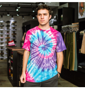 Camiseta Chronic Tie Dye 2431 (Multicolor)