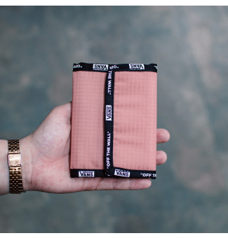 CARTEIRA VANS CASH FLOW WALLET ROSE DAWN (ROSA)