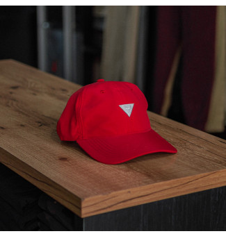 DAD HAT BRUTAL KILL SPACE RED (VERMELHO)