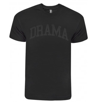 Camiseta Drama Black in Black DR10 (Preto)