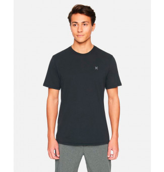 CAMISETA HURLEY SILK MINI ICON (PRETO)