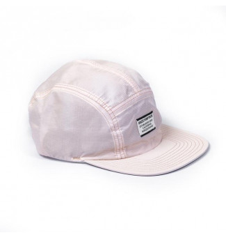FIVE PANEL GRIZZLY GRIPTAPE CAMPER (ROSA)