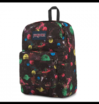 MOCHILA JANSPORT SUPERBREAK ALIEN INVASION