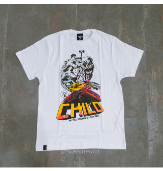 Camiseta Juvenil Child Progressive Decks