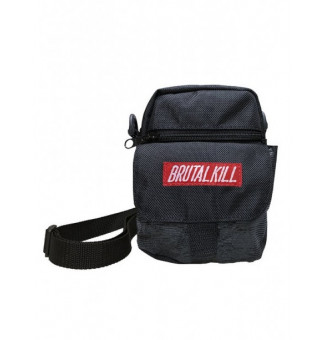 Mini Bag Brutal Kill Little B.K (Preto)