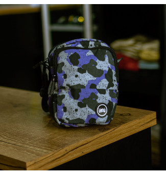 MINI BAG CHRONIC CAMO (ROXO/CINZA)