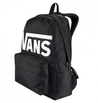 Mochila Vans Old Skool II Black/White