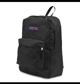 MOCHILA JANSPORT SUPERBREAK (PRETO)