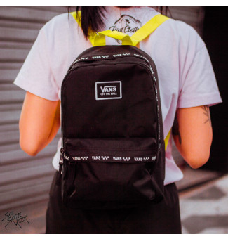 Mochila Vans WM Bounds Back Pack (Preto)