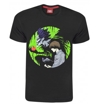 Camiseta Chemical Death Note (Preto)