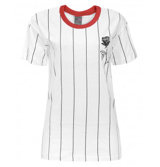 Camiseta Riot Girl Boss (Branco)