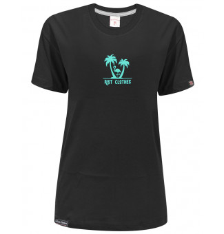 Camiseta Riot Love Summer (Preto)