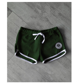 Shorts Fem Brutal Kill Marilyn (Verde)