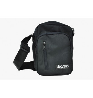 MINI BAG DRAMA ORIGINAL (PRETO)