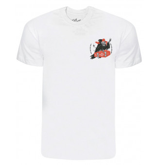 Camiseta Ska No Regrets (Branco)