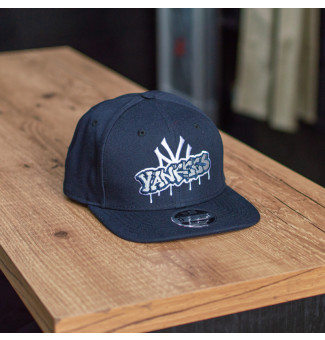SNAPBACK NEW ERA NY YANKEES 950 GRAFITTI (AZUL MARINHO)