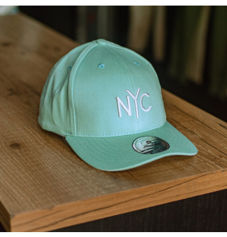 SNAPBACK NYC OTHER CULTURE (VERDE AGUA)